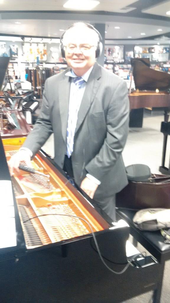 Piano Tuning in Edmonton | Daniel's Piano Service